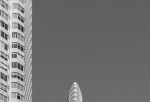 Hochhäuser Toronto (sw)