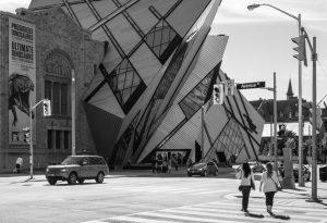 Royal Ontario Museum Toronto (sw)