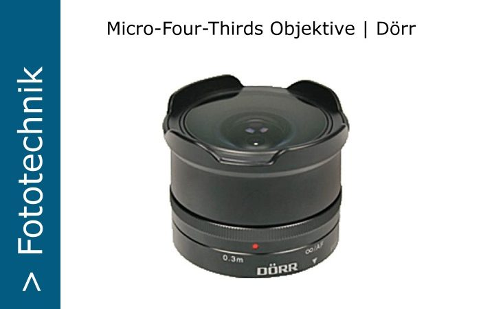 Dörr MFT-Objektive