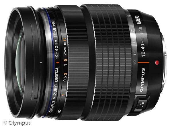 Olympus M.Zuiko Digital ED 12-40mm PRO (Bild: Olympus)
