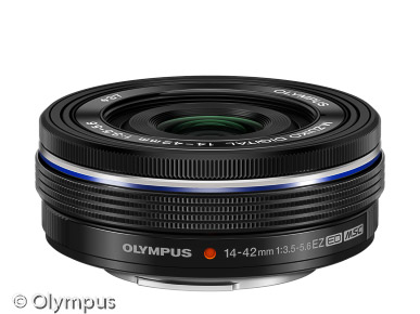 MFT Objektiv Olympus M.Zuiko Digital ED 14-42mm Pancake