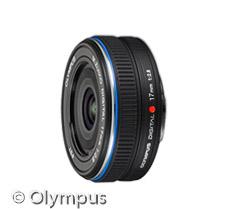 MFT Objektiv Olympus M.Zuiko Digital 17mm Pancake