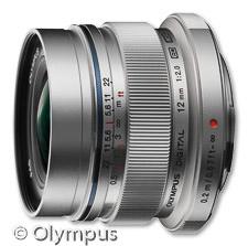 Olympus M.Zuiko Digital ED 12mm (Bild: Olympus)