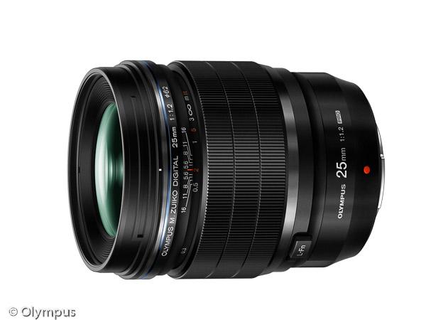 MFT Objektiv Olympus M.Zuiko Digital ED 25mm 1:1.2 PRO