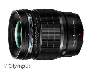 MFT Objektiv Olympus M.Zuiko Digital ED 17mm 1:1.2 PRO