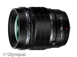 MFT Objektiv Olympus M.Zuiko Digital ED 45mm 1:1.2 PRO