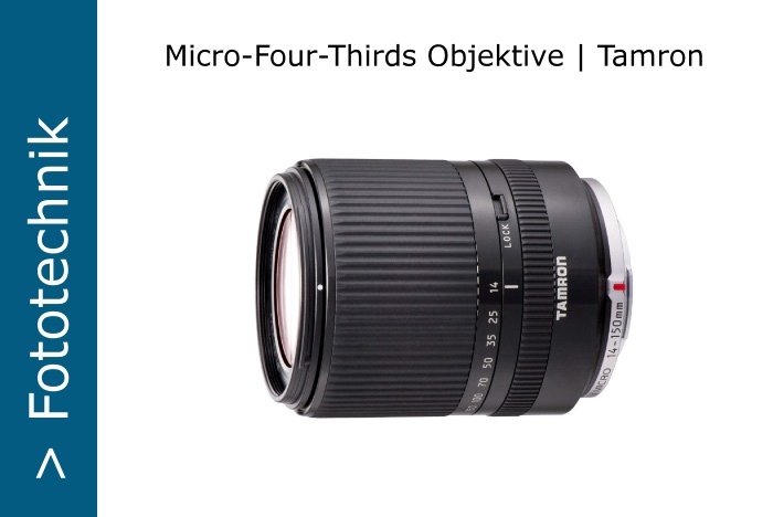 Tamron MFT-Objektive
