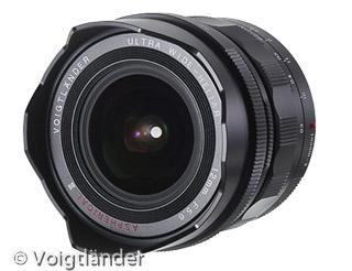 Voigtländer 12 mm / F 5,6 Ultra Wide-Heliar (Bild: Voigtländer)