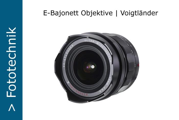 Voigtländer E-Bajonett
