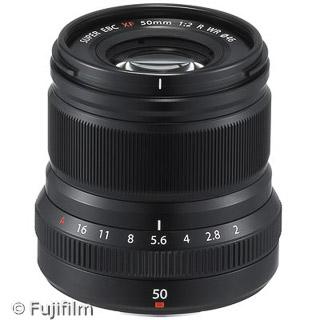FUJINON XF 50mm F2 R WR (Bild: Fujifilm)
