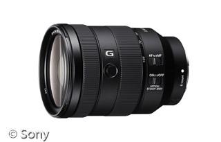 Sony FE 24-105 mm F4 G OSS (Bild: Sony)