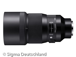 Sigma 135mm F1,8 DG HSM A (Bild: Sigma)