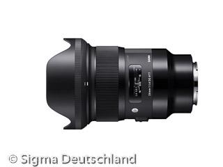 Sigma 24mm F1,4 DG HSM A (Bild: Sigma)