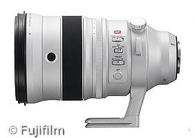 FUJINON XF 200mm F2 R LM OIS WR (Bild: Fujifilm)