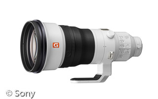 E-Mount Objektiv Sony FE 400 mm F2,8 GM OSS