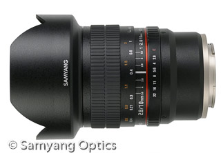 Samyang 10mm F2.8 ED AS NCS CS (Bild: Samyang)