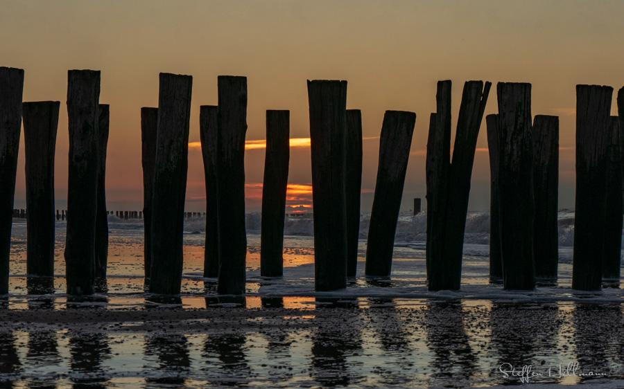 Am Strand von Domburg NL