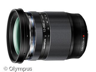 Olympus M.Zuiko Digital ED 12-200mm F3.5-6.3 (Bild: Olympus)