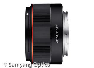 Samyang AF 24mm F2.8 FE (Bild: Samyang)