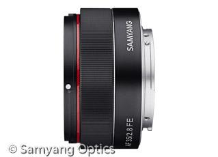 Samyang AF 35mm F2.8 FE (Bild: Samyang)