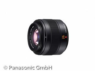 MFT Objektiv Panasonic Leica DG Summilux 25mm II