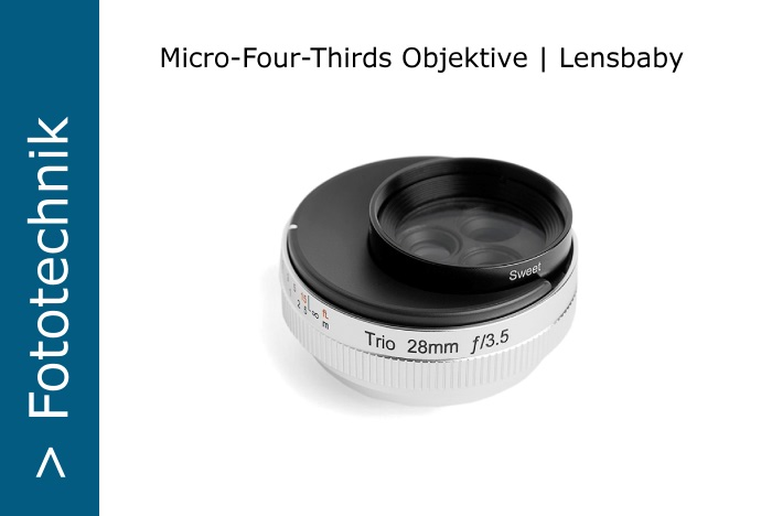 Lensbaby MFT-Objektive