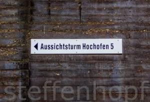 Landschaftspark Duisburg Hochofen 5 von Steffen Hopf.