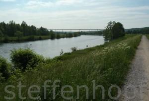 Ruhrtal zwischen Mülheim/Ruhr und Mintard von Steffen Hopf