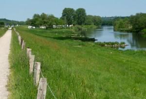 Ruhrtal - Campen an der Ruhr von Steffen Hopf