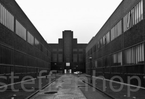 Zeche Zollverein Kesselhaus von Steffen Hopf