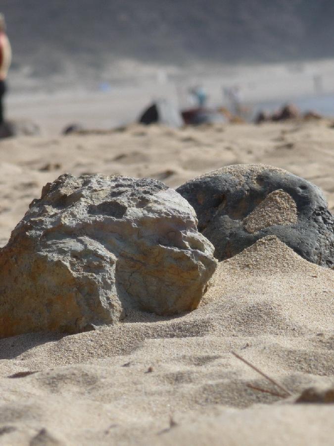 Algarve - Sandstein von Steffen Hopf