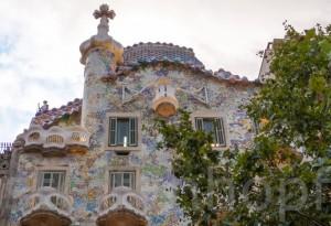 Casa Batllo von Steffen Hopf