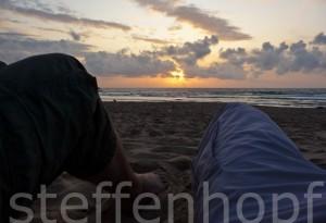 Algarve – Sonnenuntergang
