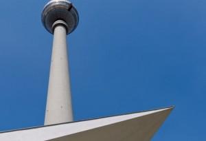 Fernsehturm, Berlin von Steffen Hopf.
