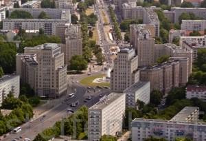 Fernsehturm, Berlin von Christoph Hellmann.