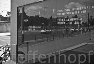 Gedenkstaette Berliner Mauer, Bernauer Strasse, Dokumentationszentrum von Steffen Hopf