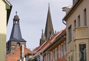 Erfurt - Altstadt von Steffen Hopf