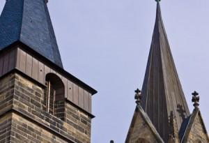 Erfurt - Kaufmannskirche von Steffen Hopf