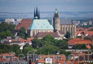 Erfurt - Dom von Steffen Hopf