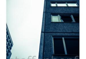 Plattenbau - Ruine einer DDR-Platte in Erfurt 01 von .