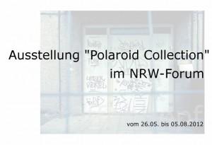 Ausstellung Polaroid Collection von