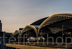 Koeln Hauptbahnhof 01 von Steffen Hopf