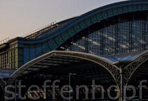 Koeln Hauptbahnhof 09 von Steffen Hopf