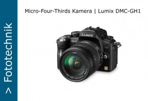MFT Panasonic Lumix DMC-GH1