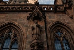 Erfurter Domberg - Dom St. Marien zur grossen Glocke Gloriosa von Steffen Hopf