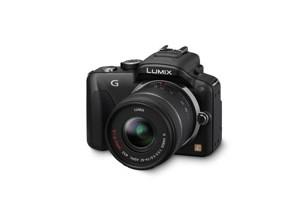 Panasonic Lumix G3 - seitliche Aufnahme von oben (Bild: Panasonic)