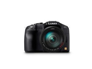 Panasonic Lumix G6 - von vorn