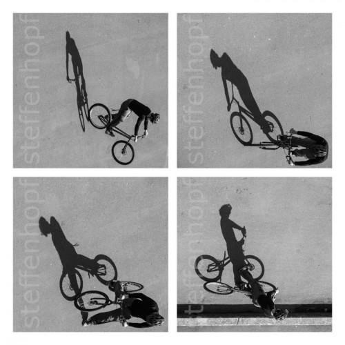 Schattenbiker 4er