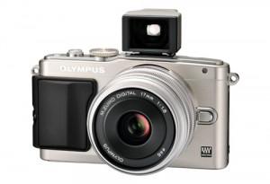 Olympus M.Zuiko Digital 17mm Kamera (Bild: Olympus)
