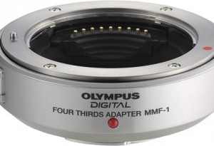 Olympus MMF-1 Four Thirds Adapter